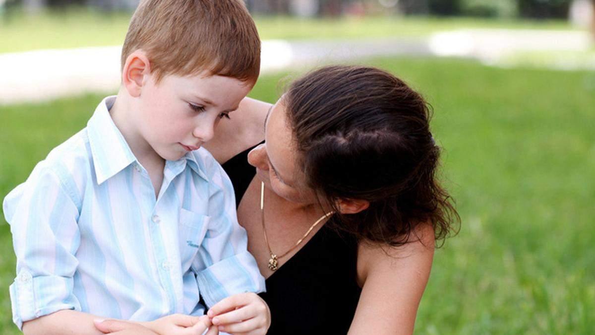 Як сказати дитині про розлучення батьків
