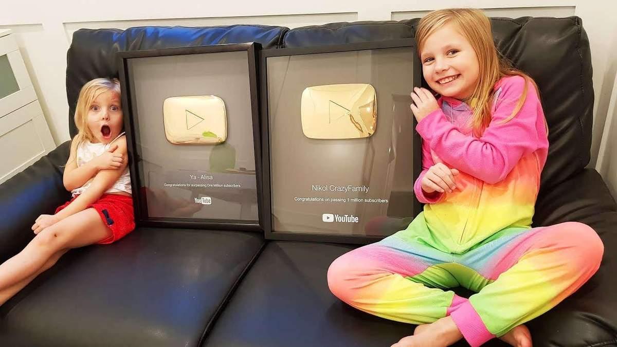 5 самых популярных украинских детей-блогеров в YouTube