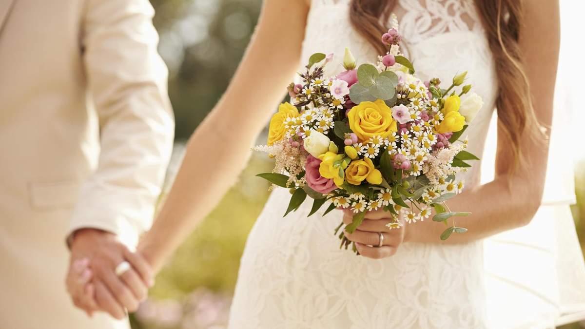 Календар весіль 2020 року – сприятливі дні, коли одружуватися