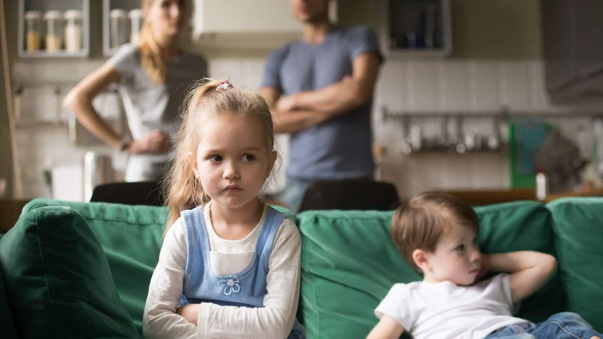 Як відучити дитину говорити погані слова