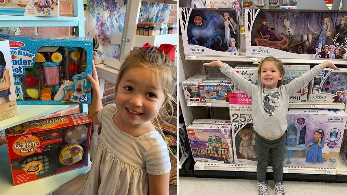 Як зробити так, аби дитина не випрошувала всі іграшки в магазині