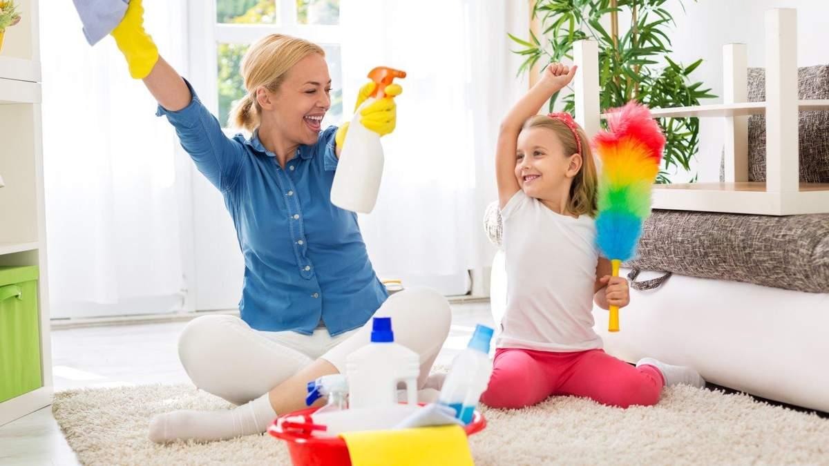 Як навчити дитину прибирати в кімнаті - список порад