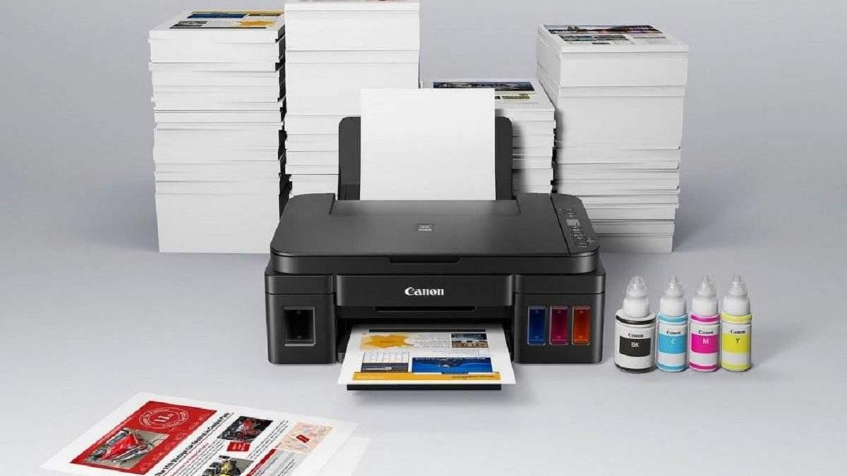 Принтер Canon: бумага и чернила для принтера – характеристики