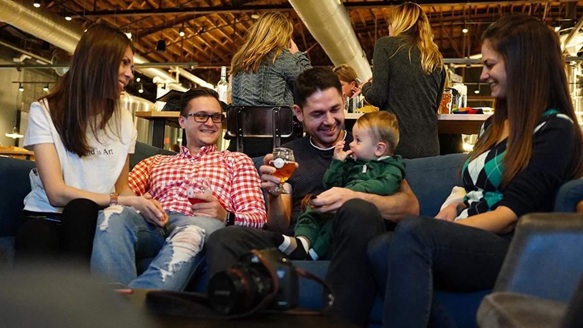 Віктор Олексин та Павло Пранник разом з сім'ями створили успішний бізнес