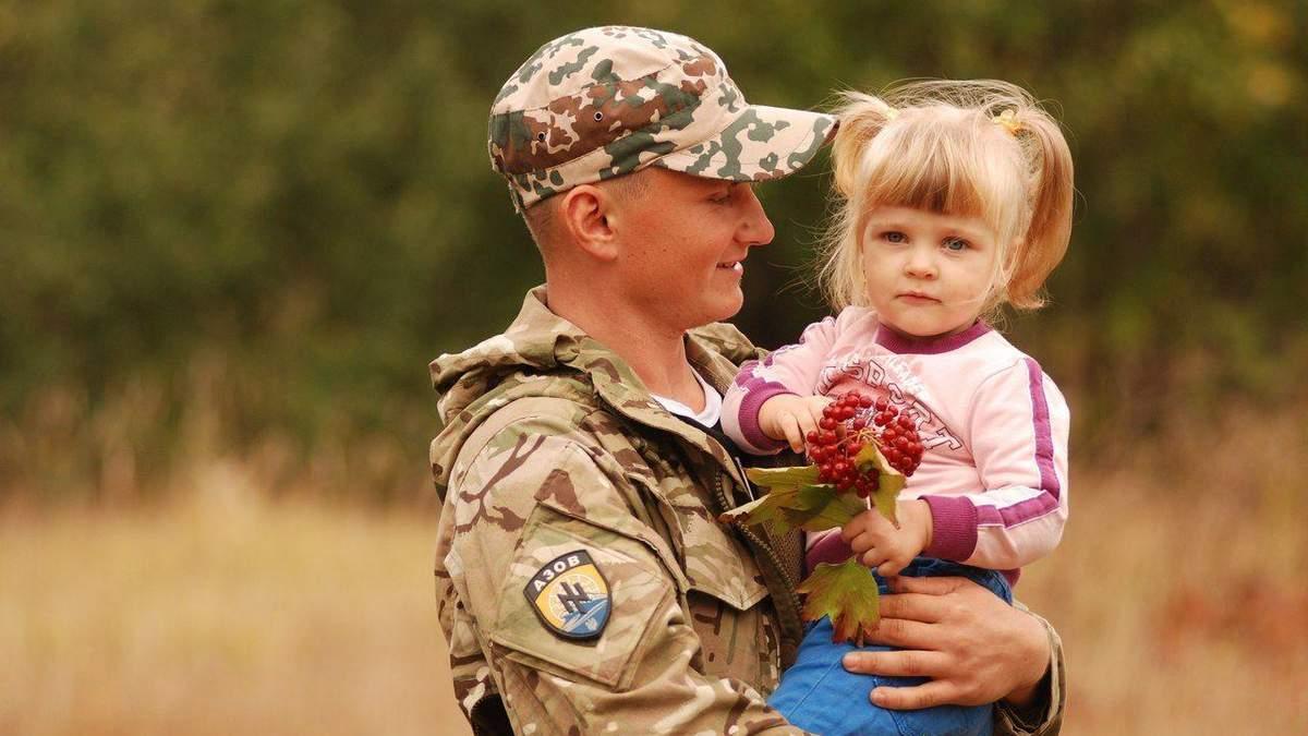 Ребенок на войне