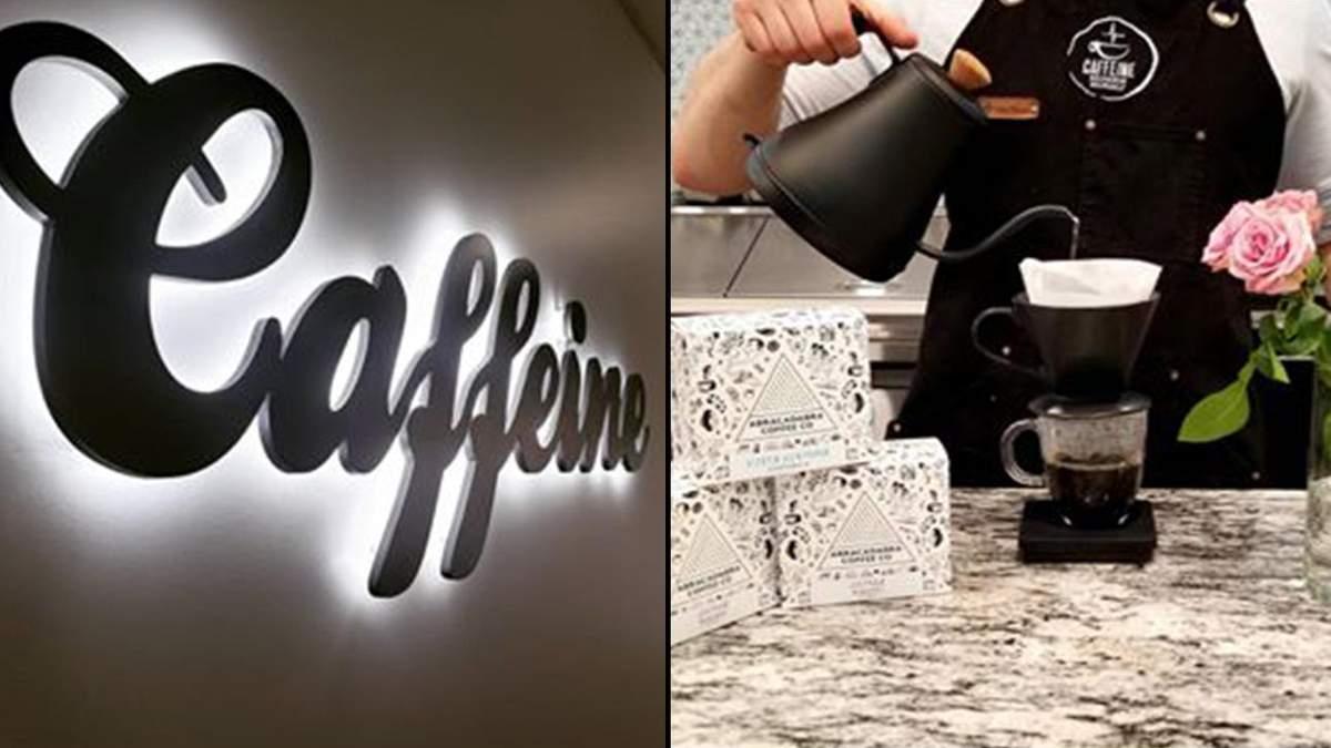 Украинец Анатолий Штирка открыл кофейню в США
