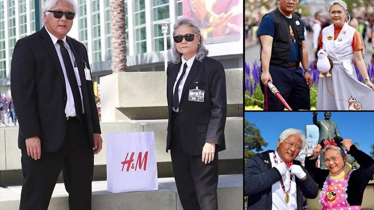 Подружжя витрачає всю пенсію на одяг, щоб виглядати як улюблені персонажі Marvel