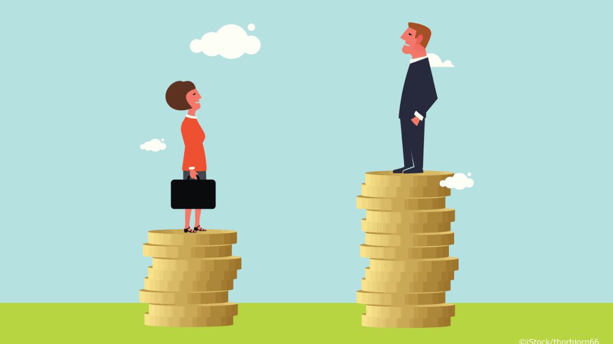 Гендерное неравенство в работе