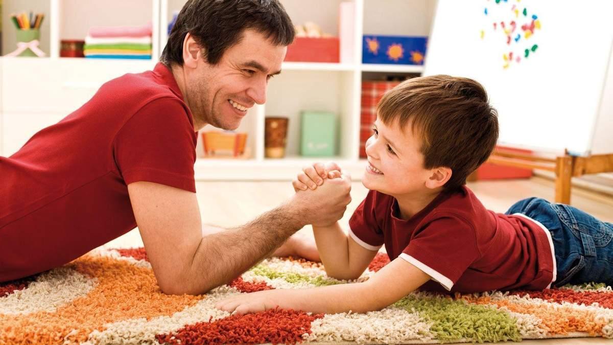 Стосунки вітчима з дитиною
