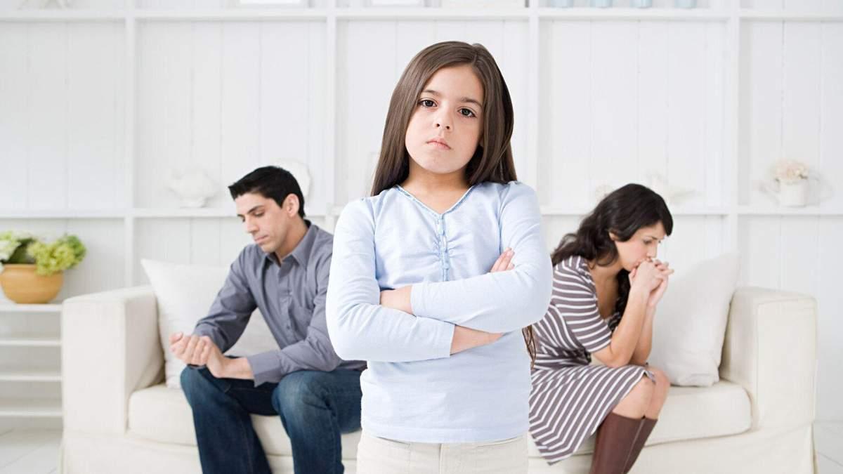 Діти розлученого подружжя мають більший ризик набрати зайву вагу