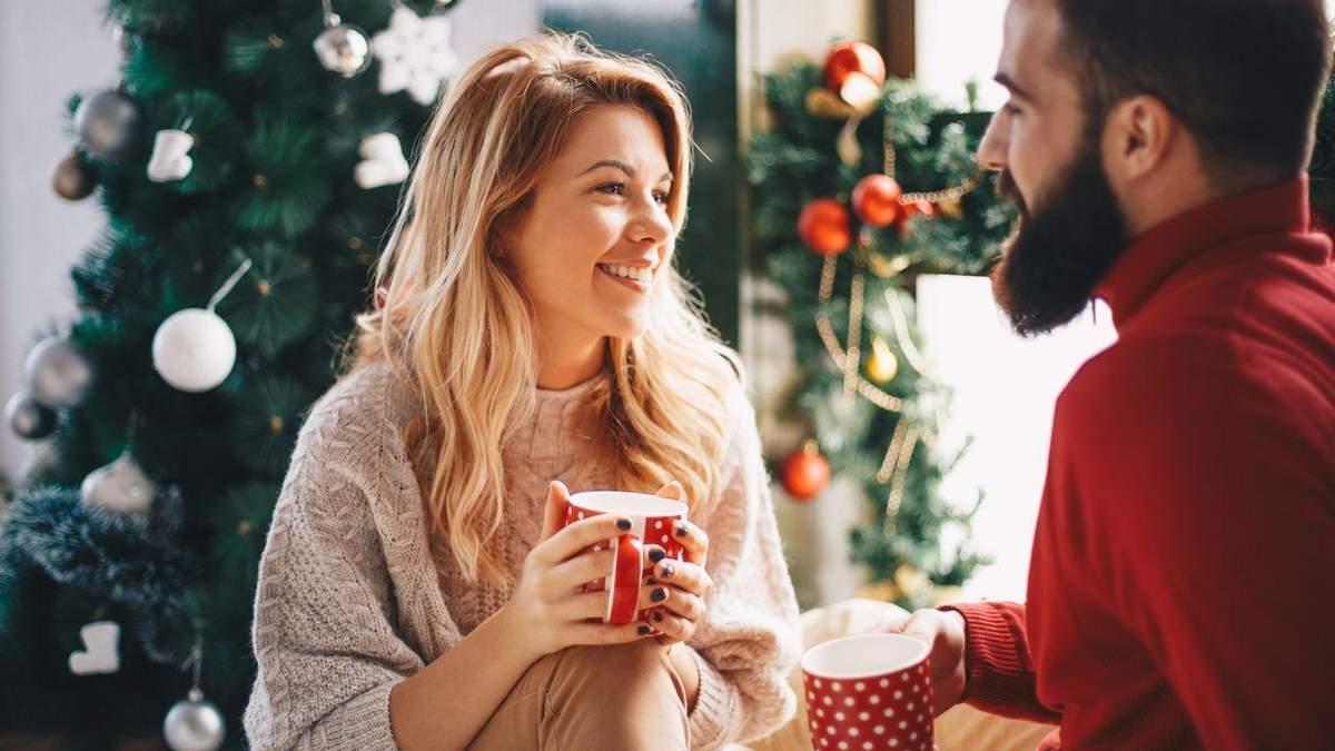 Как провести Новый год и Рождество 2020 вдвоем – интересные варианты