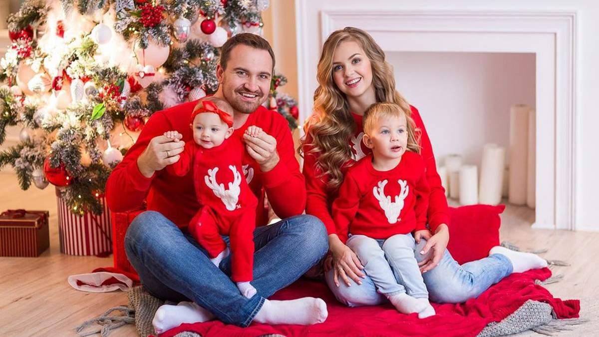 Family look на Новий рік