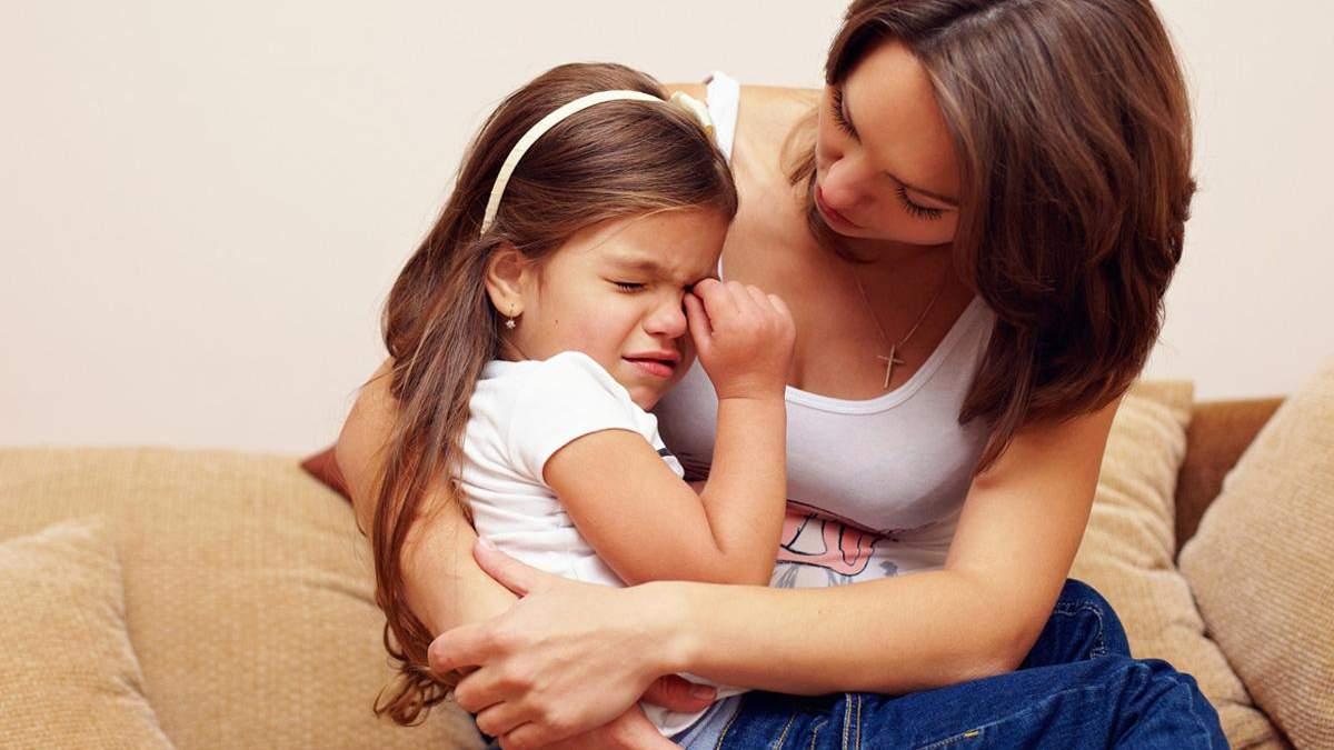 8 фраз, щоб заспокоїти істерику в дитини