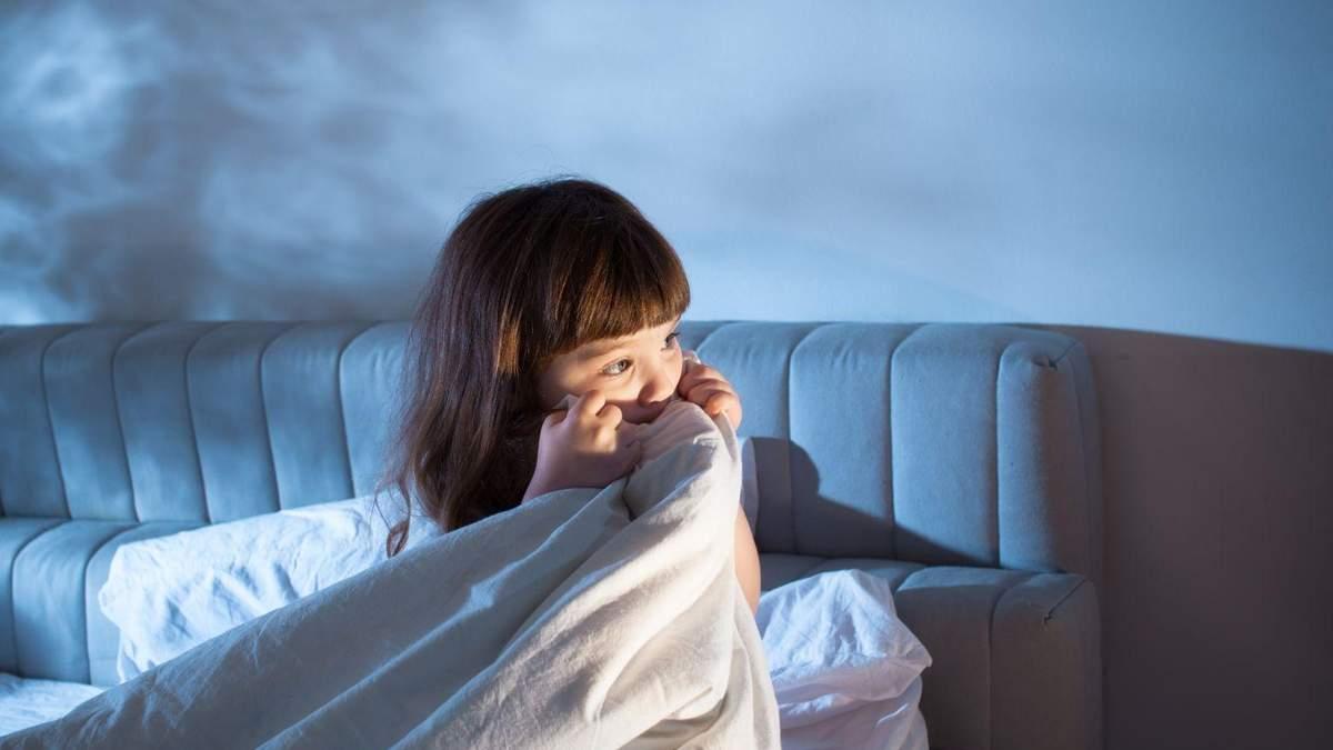 Что делать, если ваш ребенок видит ночные кошмары и ходит во сне