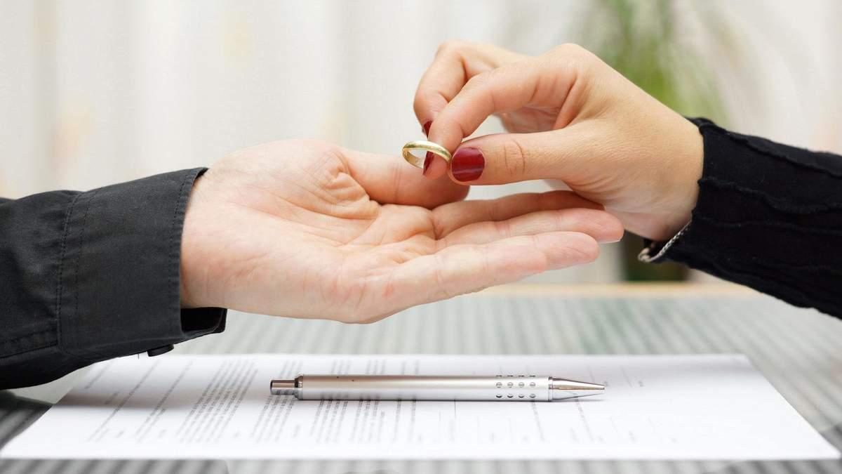 Чому люди розлучаються: вчені назвали найпоширеніші причини
