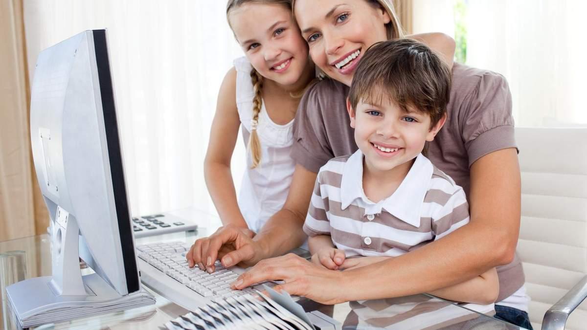 Діти працюючих мам не менше щасливі, ніж діти мам-домогосподарок: дослідження