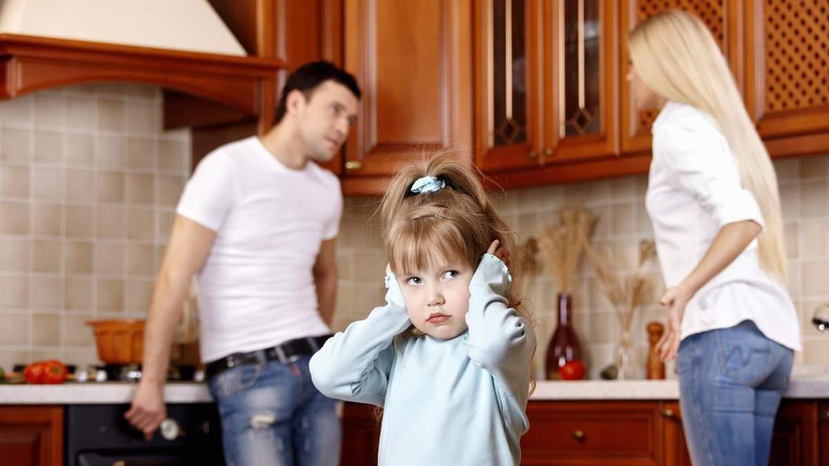 Як сваритися при дітях та що категорично заборонено робити: поради психолога