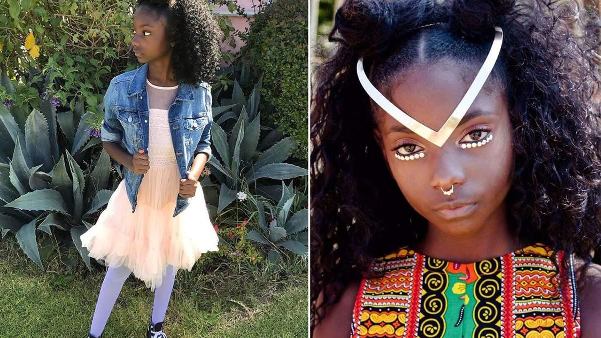 10-летняя девочка запустила собственную линию одежды для борьбы с расизмом: фото