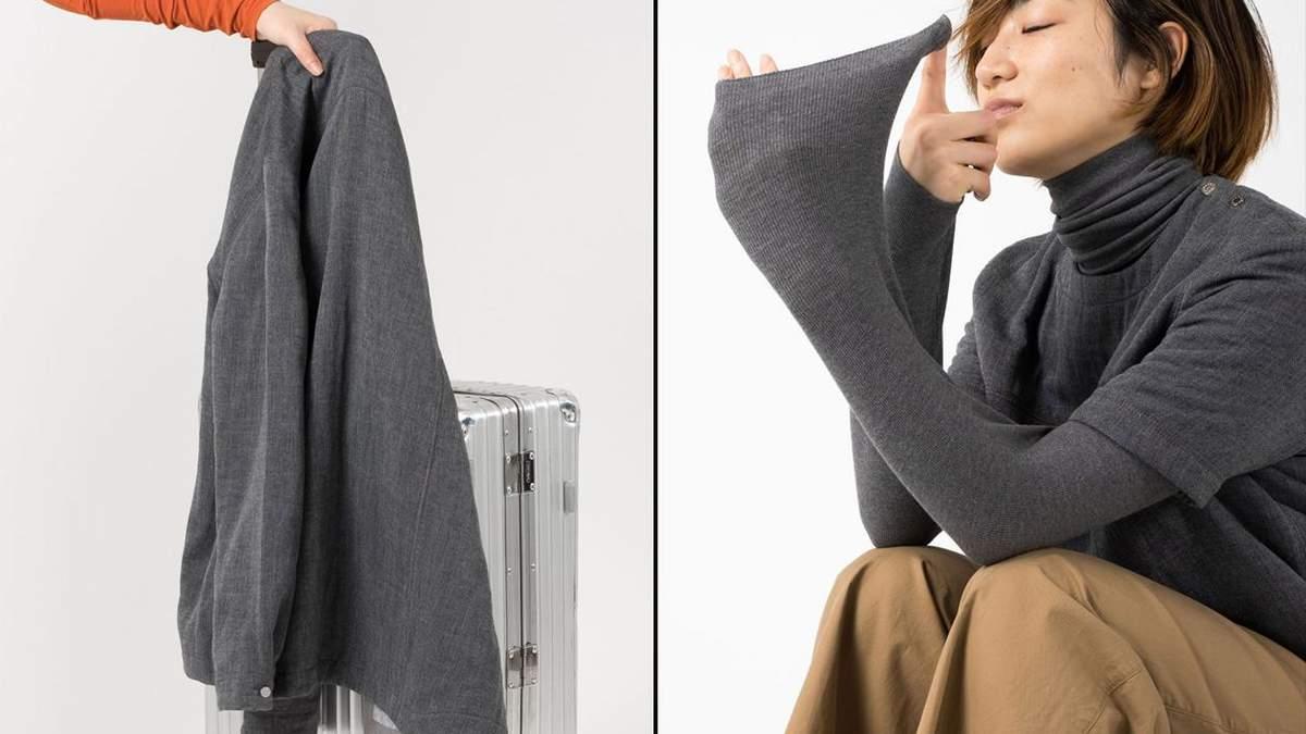 Японський бренд створює одяг з вугілля: деталі та фото