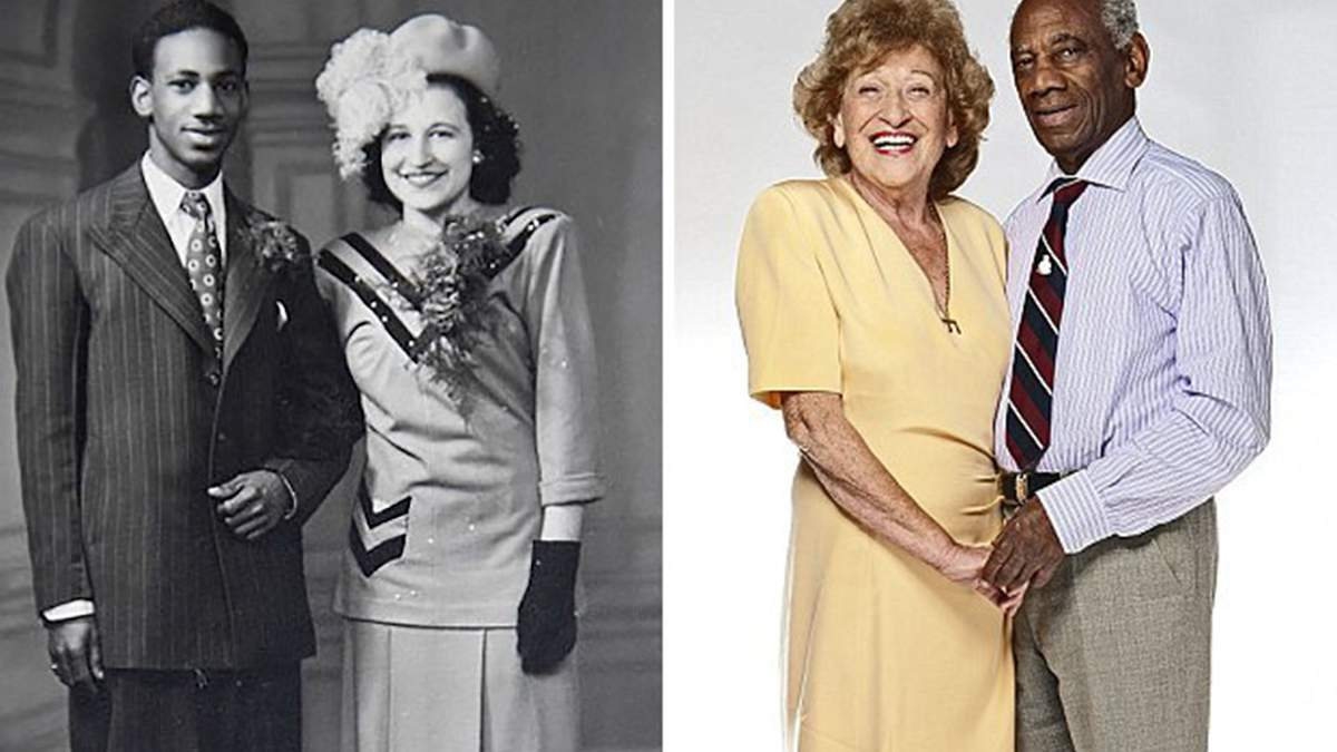 Сім'я 70 років тому вигнала дівчину, яка вийшла заміж за чорношкірого хлопця: історія пари