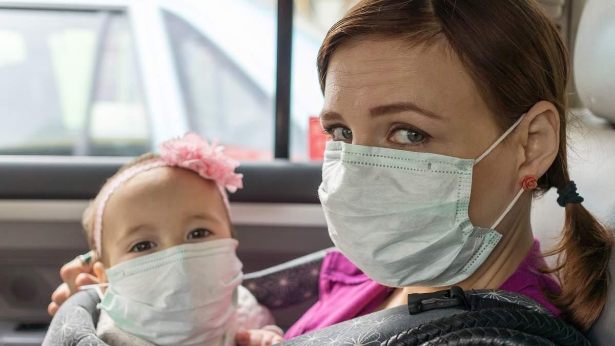 Як убезпечити сім'ю та чи можна гуляти з дітьми: відповіді на питання батьків про коронавірус