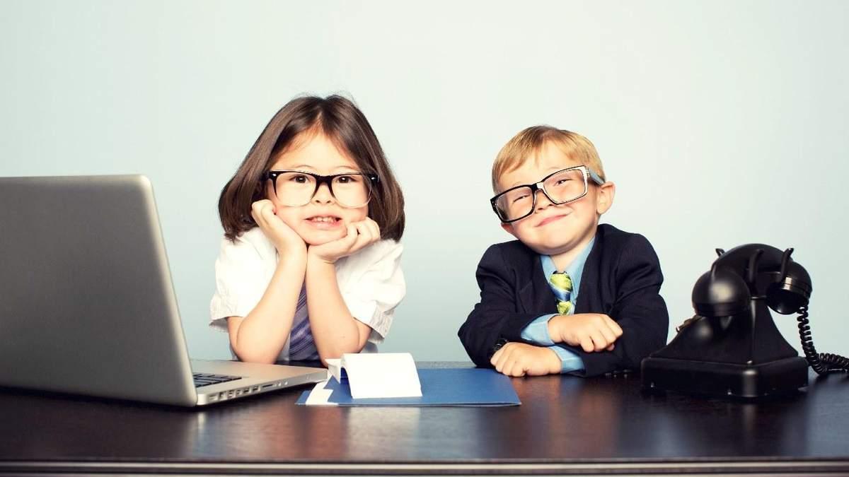 Ребенок в семейном бизнесе