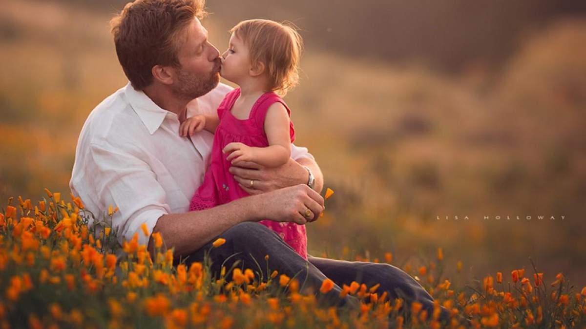 Тато може мати більший вплив на життя доньки, ніж мама: дослідження