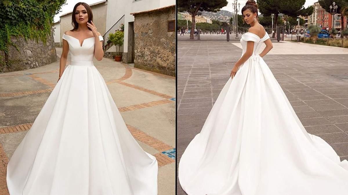 Весільні сукні бренду Oksana Mukha