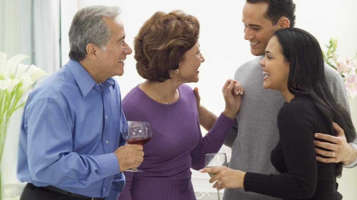 Как вести себя при знакомстве с родителями парня