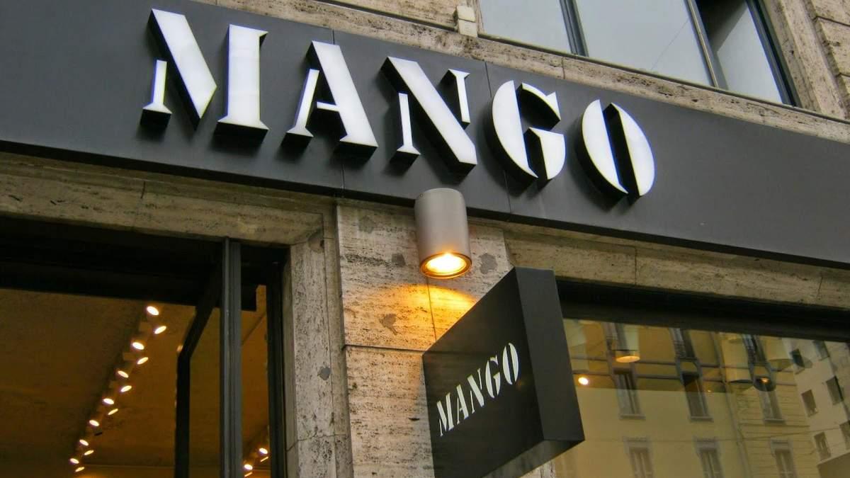 Секреты успеха бренда Mango