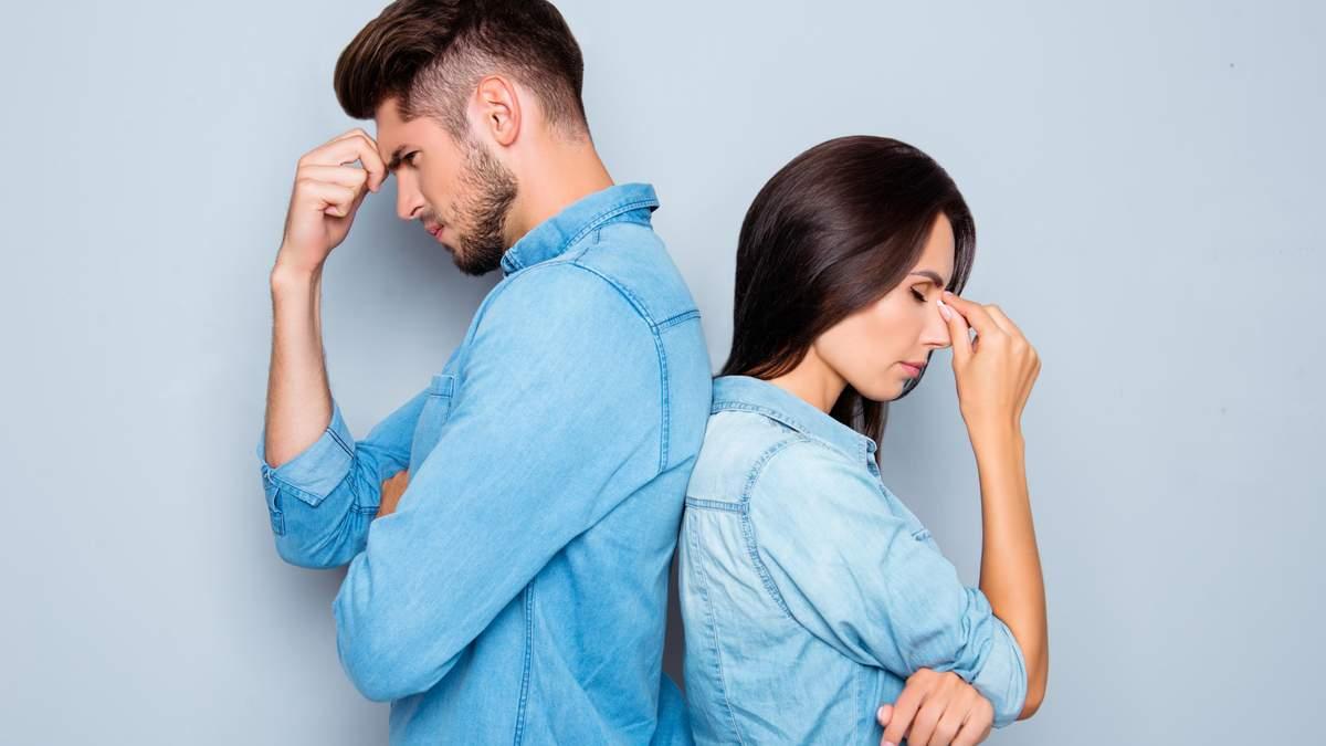 Что может привести к разводу