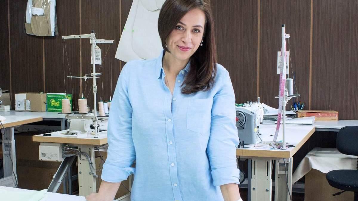 Основательница бренда Interiomania Анна Бабинчук