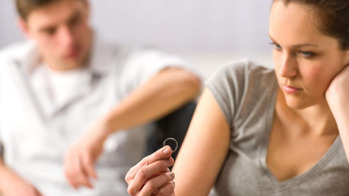 Ознаки, що ваш шлюб під загрозою розриву