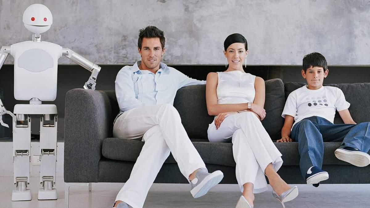 Якою буде типова сім'я у 2050 році