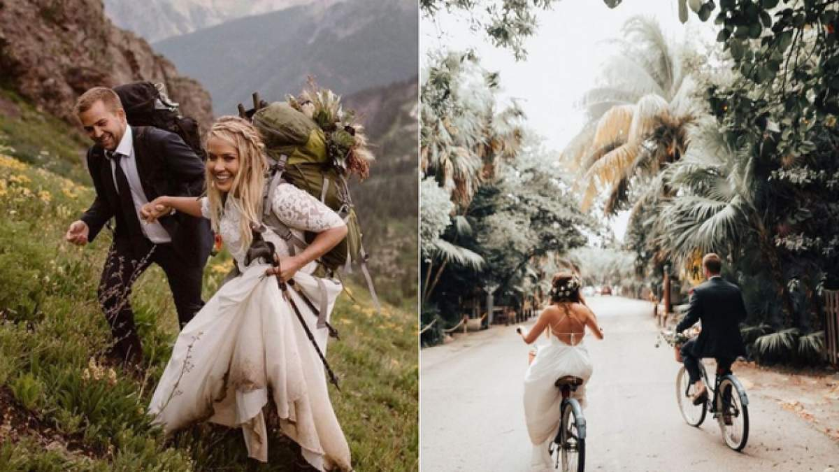 Необычные фото со свадьбы, которые точно запомнятся на всю жизнь