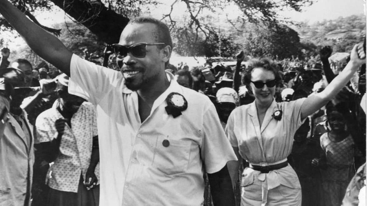 История любви президента Ботсваны Серетсе Кхамы с Рут Уильямс