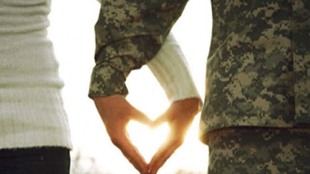 Любов на війні: щасливі історії про три українські пари