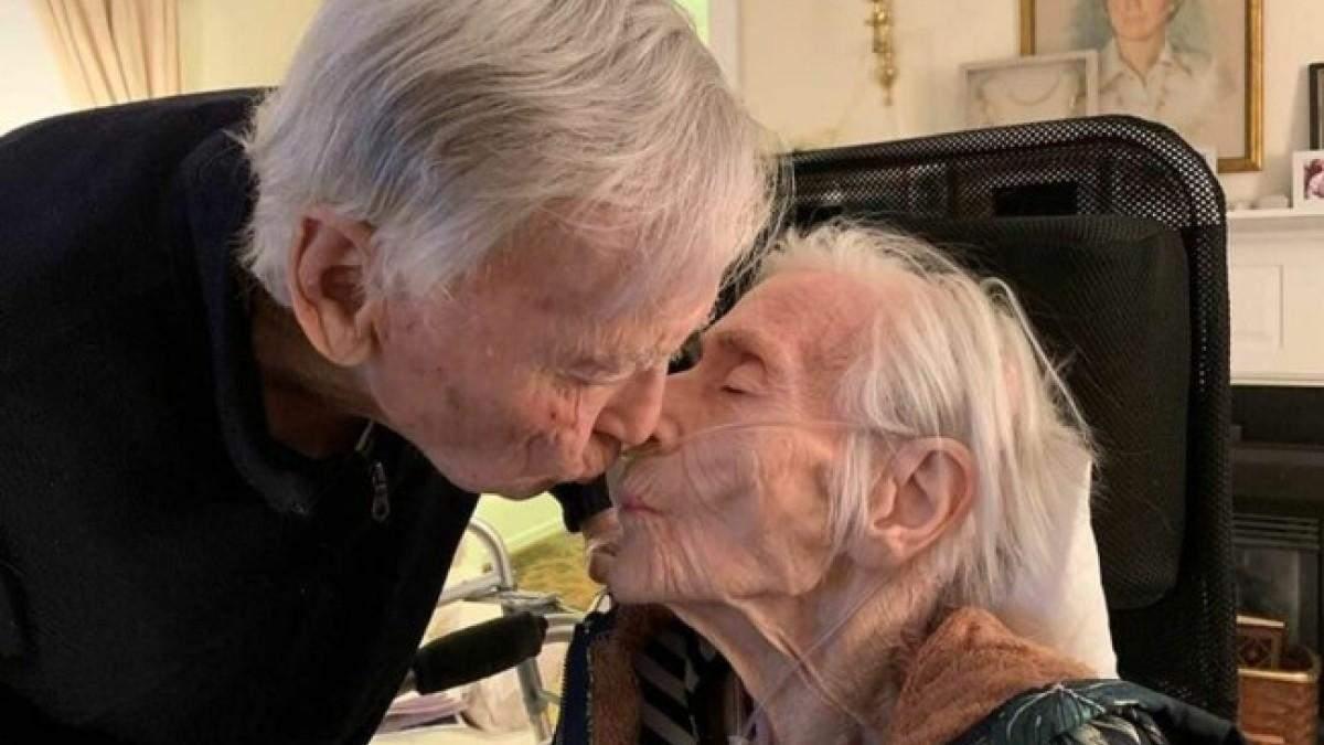 Пара прожила почти 70 лет вместе и умерла в один день