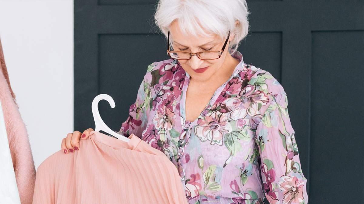 Дівчина вшанувала пам'ять бабусі, осучаснивши її вбрання: відео