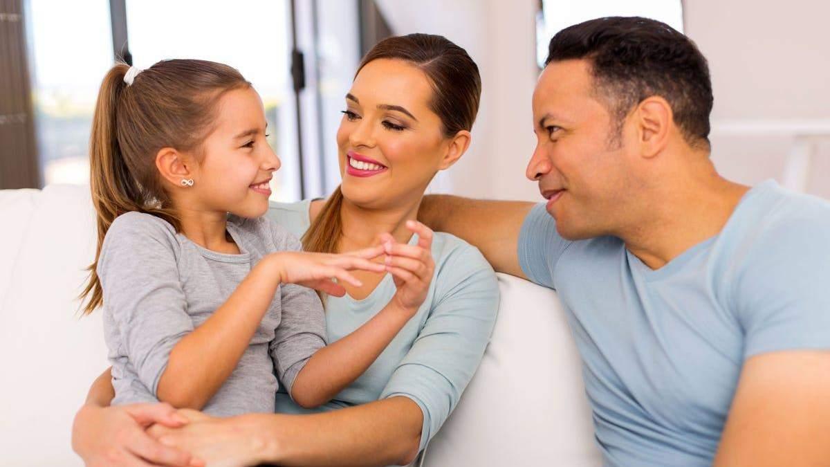Популярні фрази батьків: негативний вплив на дітей