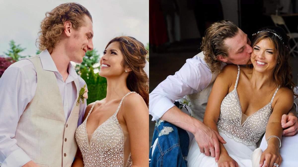 Наречений випадково вдарив наречену на весіллі: як це трапилося