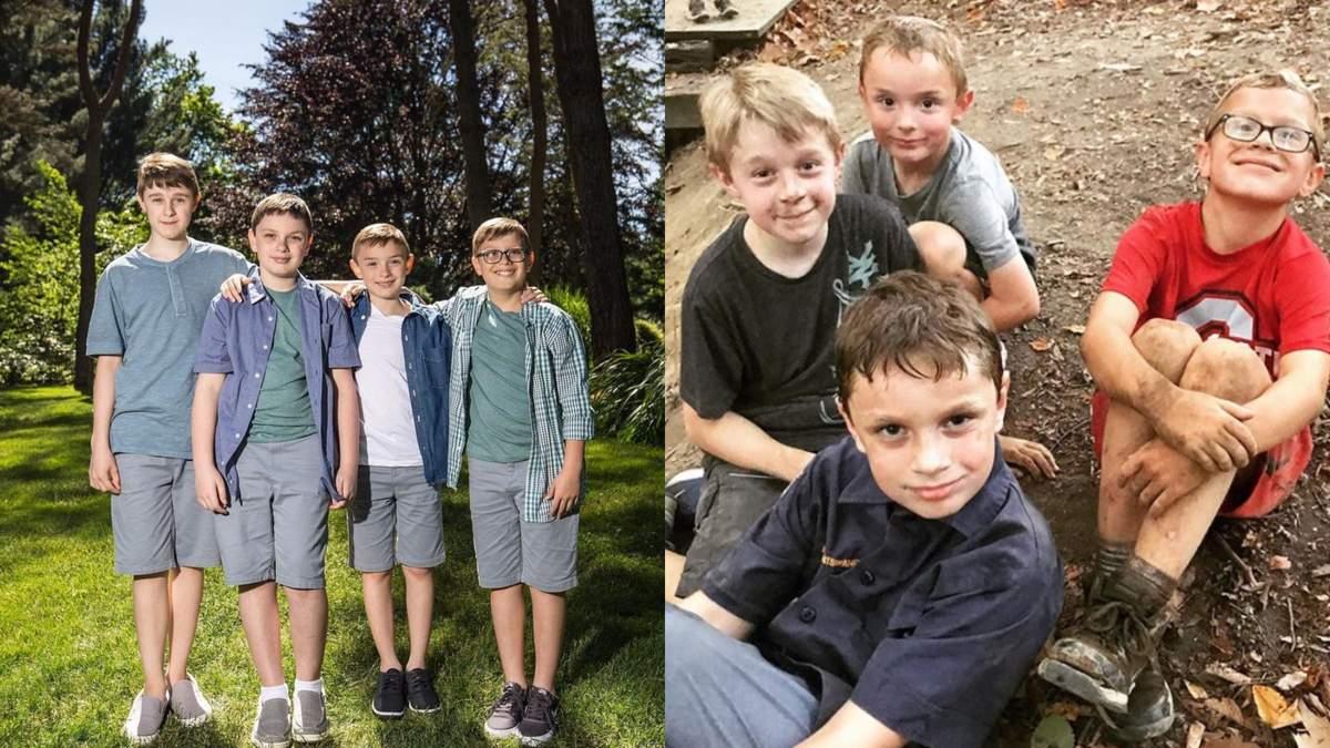 Как это иметь сына: мама 4 мальчиков рассказала о своих открытиях