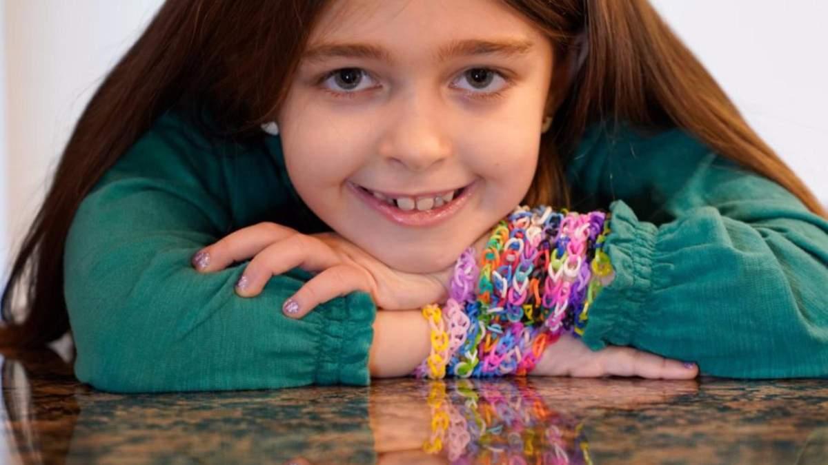7-летняя девочка собрала 20 тысяч долларов для медиков