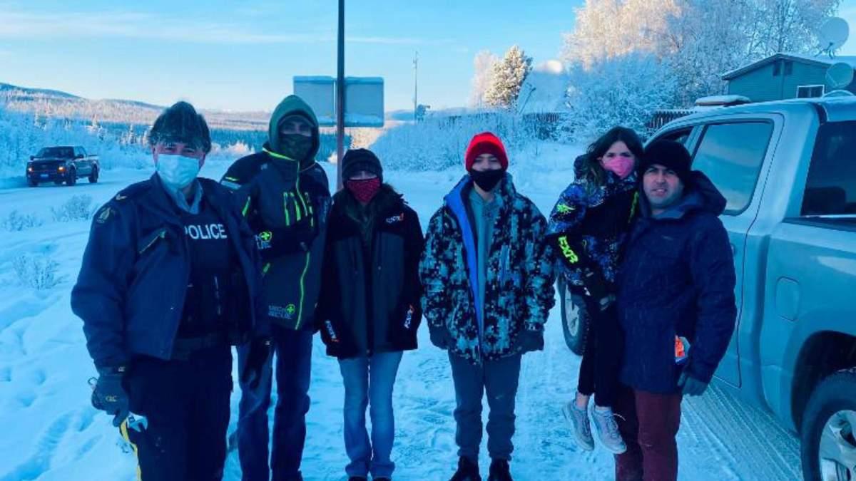 Чоловік допоміг незнайомій сім'ї доїхати до батька на Аляску