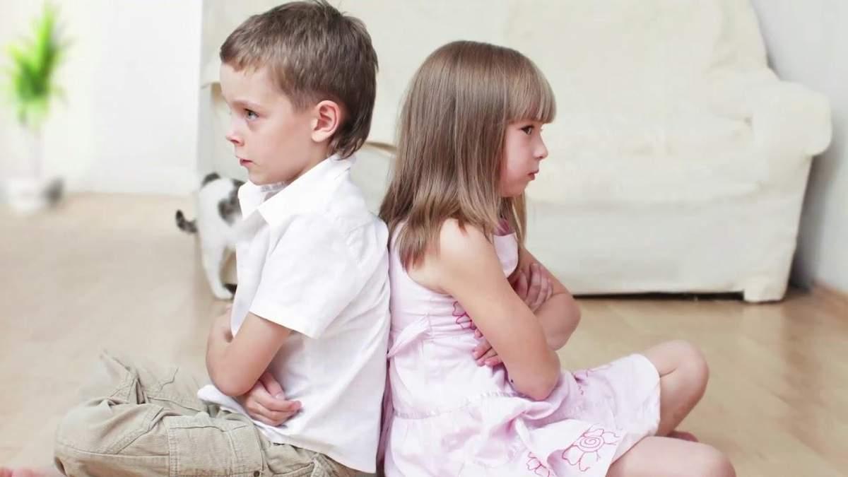 Конкуренція між дітьми: як батьки можуть подолати проблему