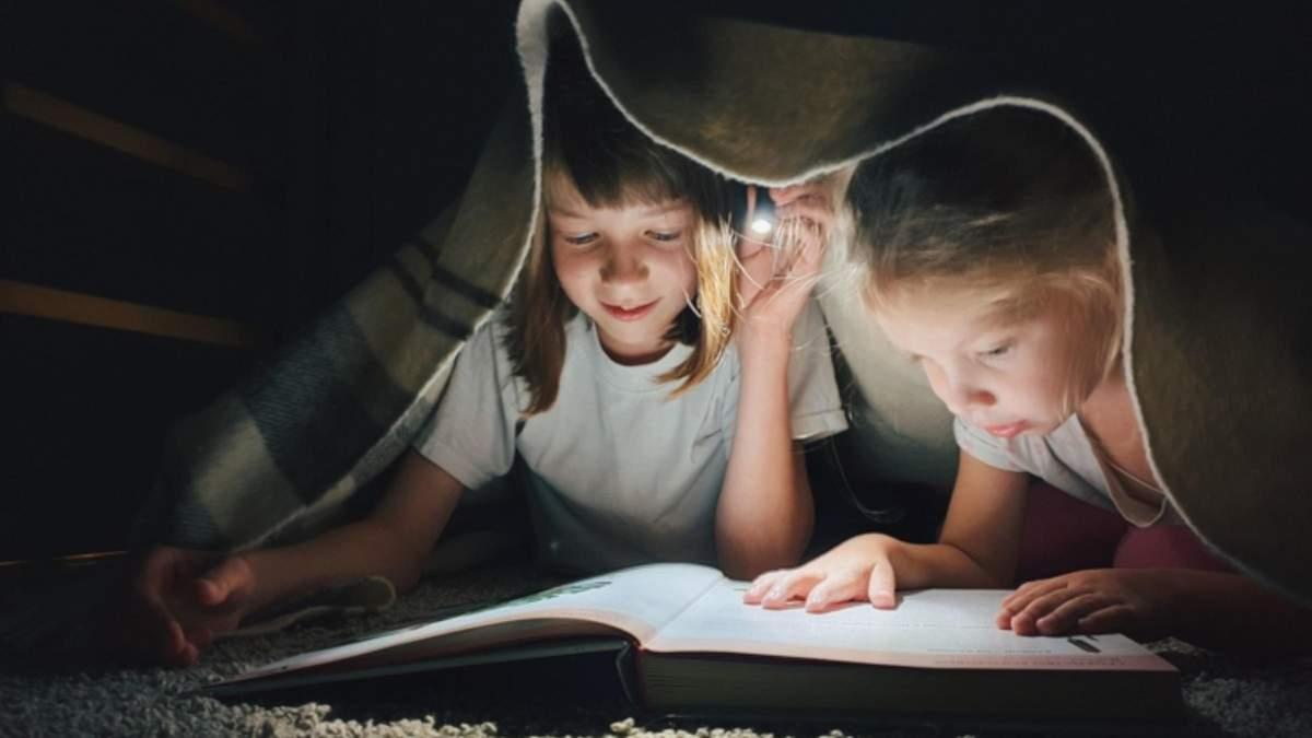 Чому діти люблять страшні історії та яка від них користь