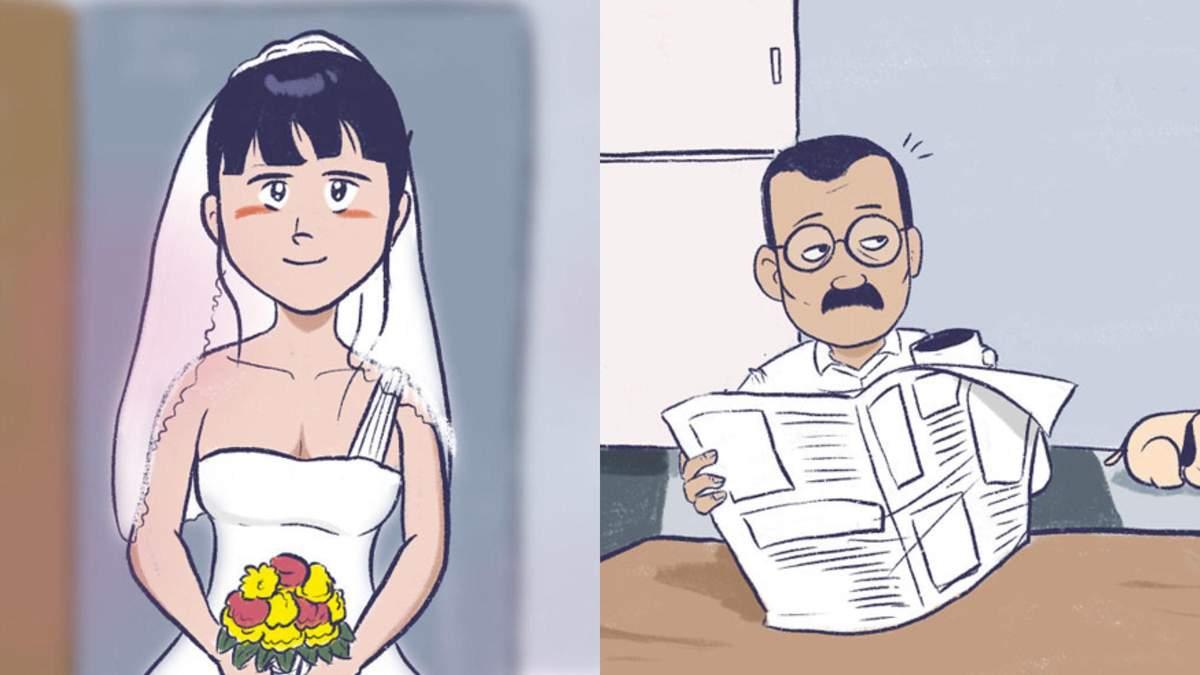 Трагічна історія дівчини, яка втратила нареченого: фото