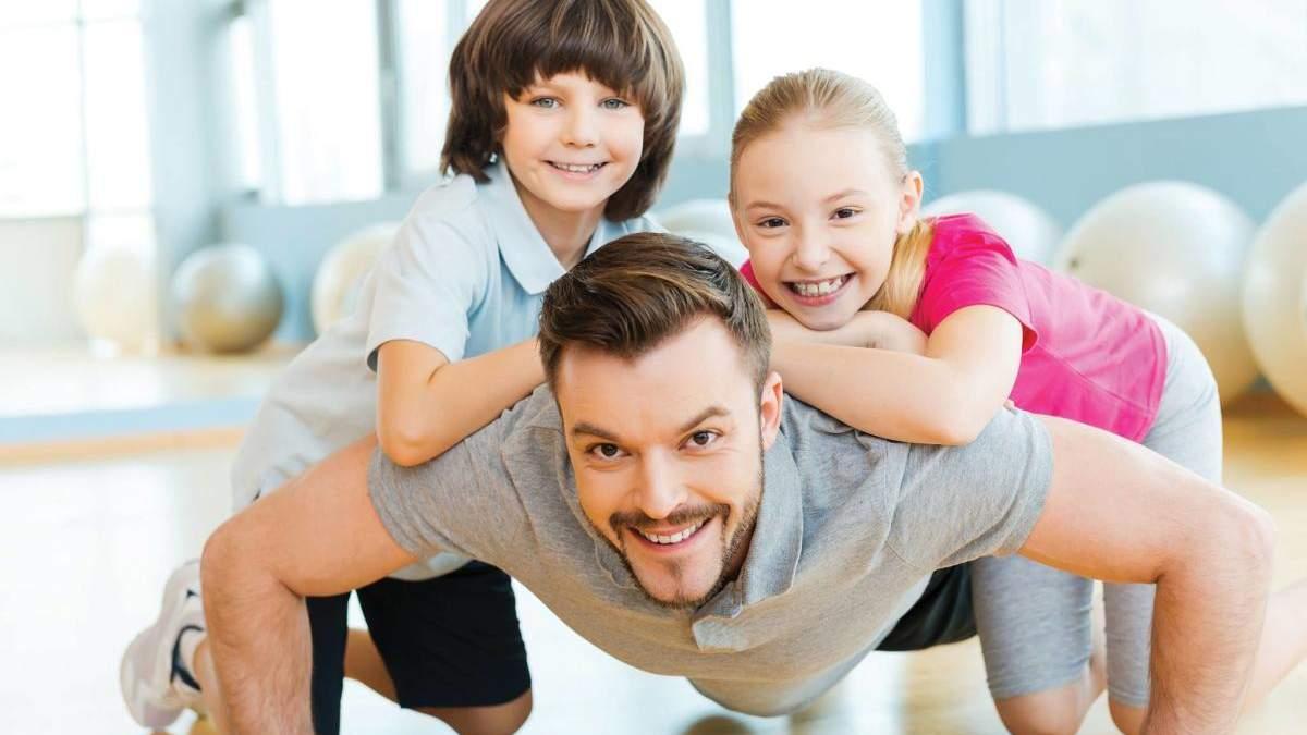 Как дома заниматься с ребенком физкультурой: рекомендации родителям