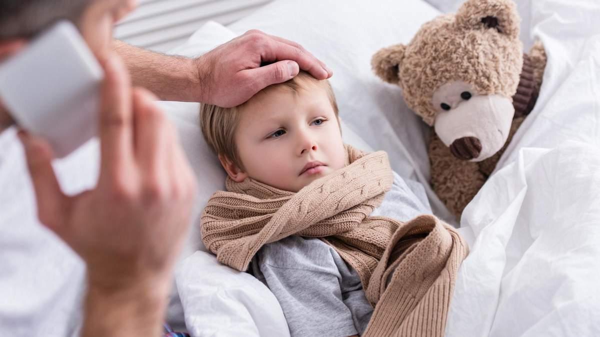 Дитина захворіла: які дії батьків допоможуть відволікти малечу