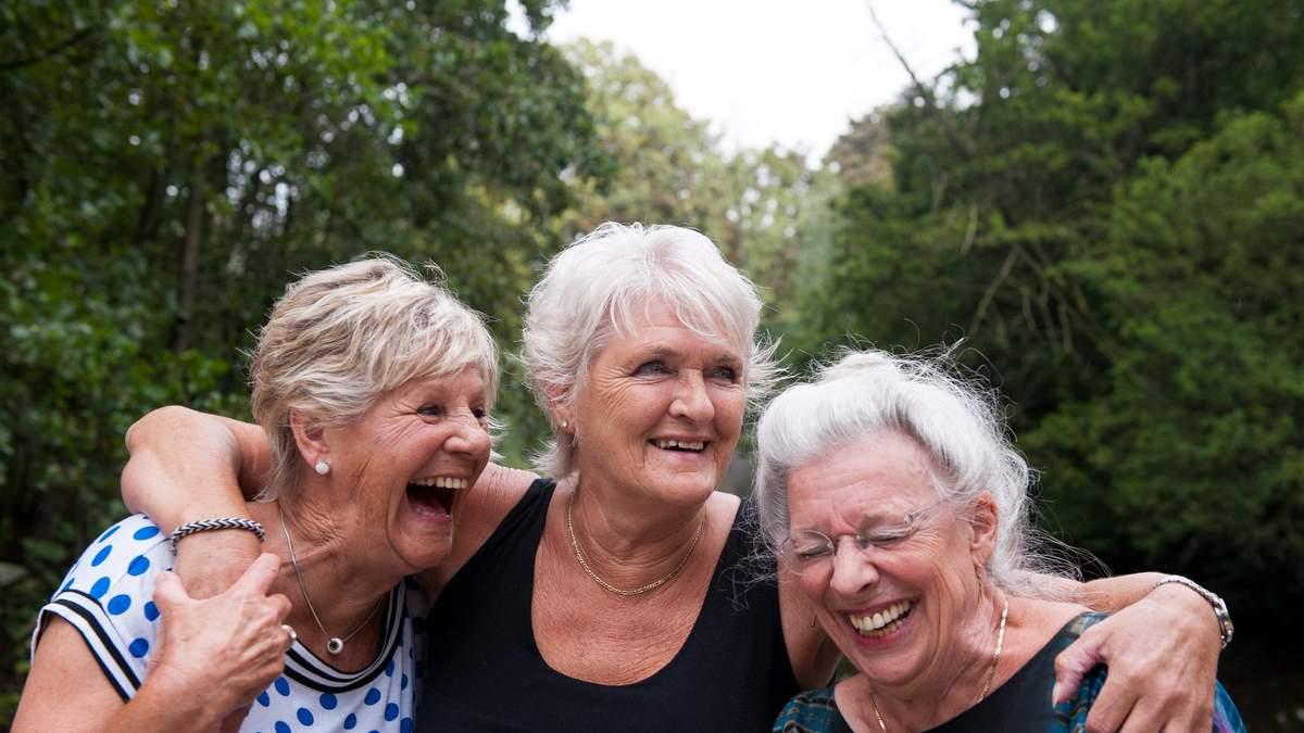 Как не бояться стареть: как научиться воспринимать свой возраст